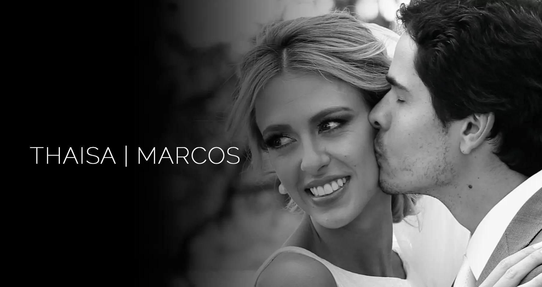 Thaisa e Marcos