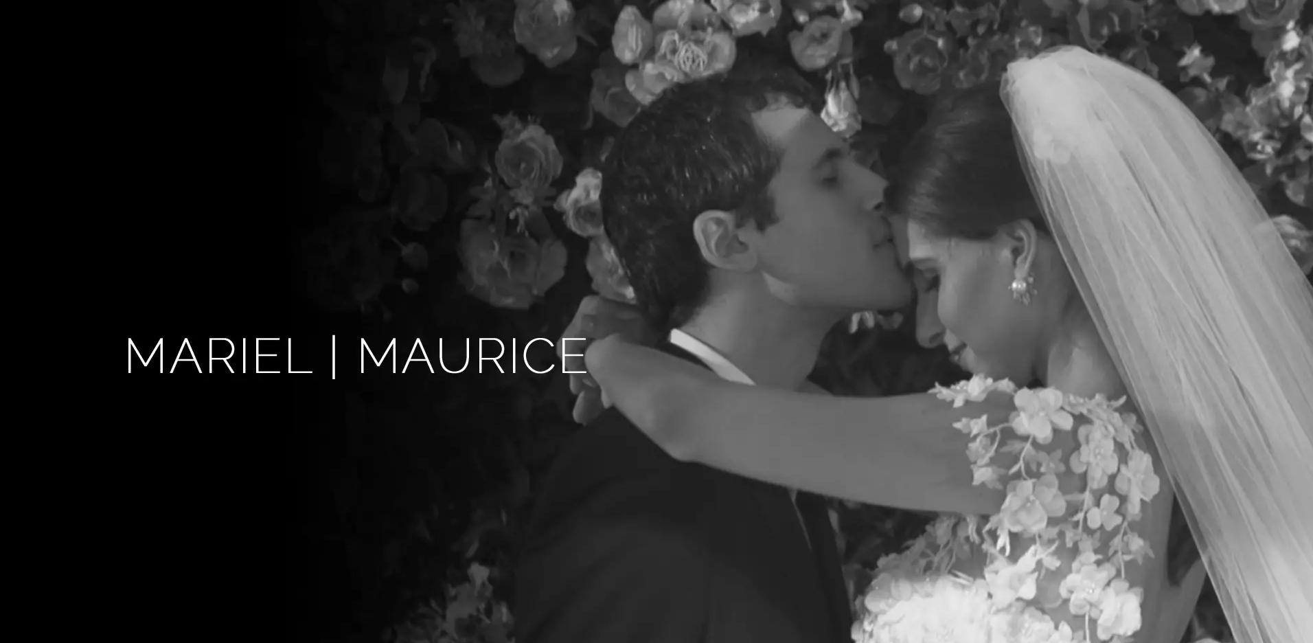 Mariel e Maurice