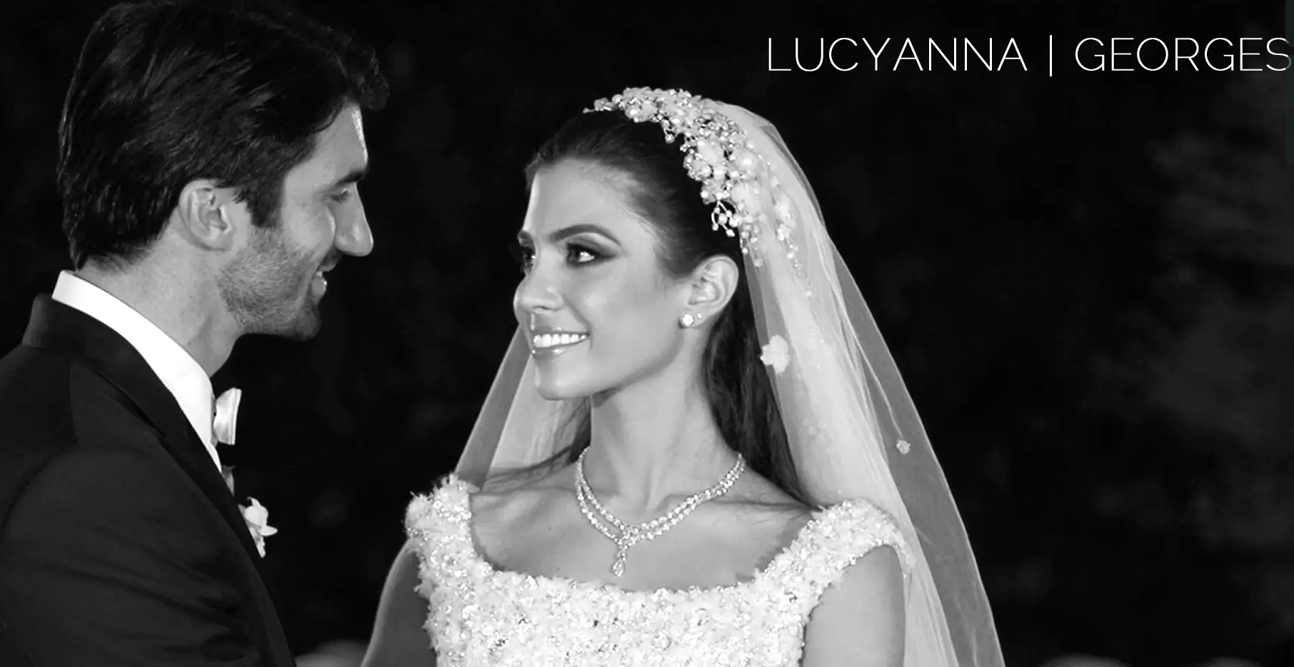 Lucyanna e Georges