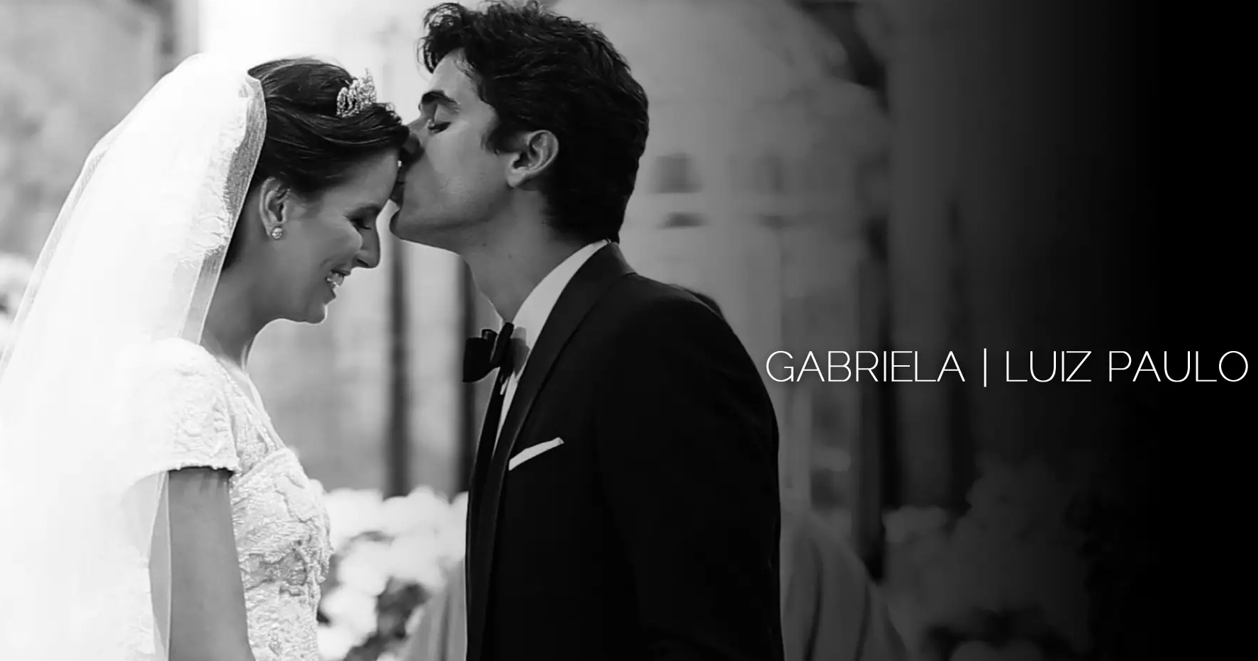 Gabriella e Luiz Paulo