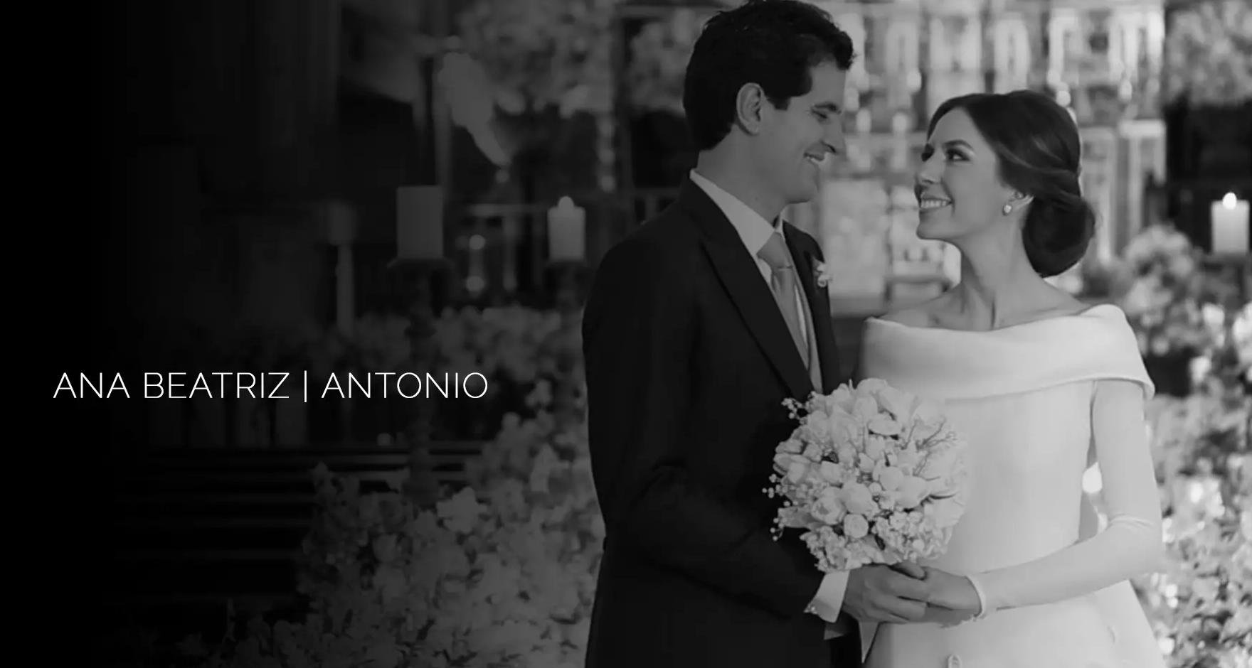 Ana Beatriz e Antonio